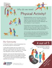 Regional Health In Focus: Physical Activity