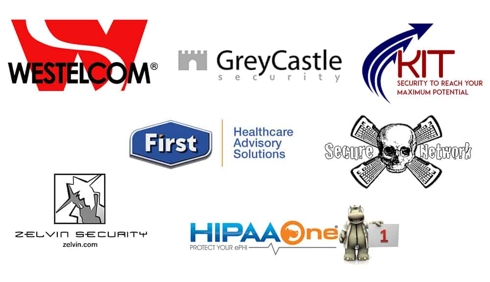 Security Symposium sponsors