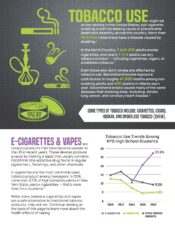 Regional Health In Focus: Tobacco and E-Cigarettes