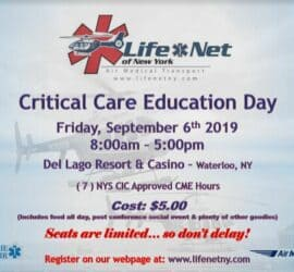 critical care education day
